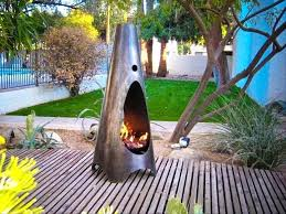 outdoor fireplace plans easy and attractive to look at portable bunnings