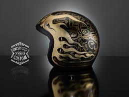 best images about noggin protectors old school custom motorcycle helmet a dmd vintage custom helmet characterized by a luxurious and original design in which the ideographs and an symbols are