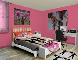 Cheerleading Bedroom Ideas 2