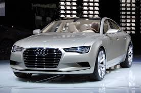 Top Automobile: The New 2011 Audi A7-The Luxury GT Model