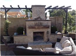 outdoor fireplace gas insert kits diy propane fireplaces for inside kit plans 13