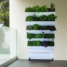 freestanding balcony vertical garden