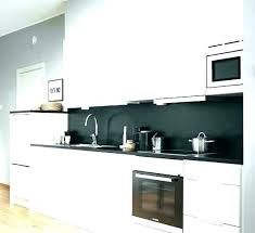 black and brown glass tile backsplash matte subway kitchen interior design tiles