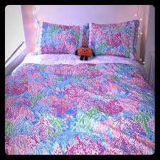 lilly pulitzer other dddiso lilly pulitzer bed bath