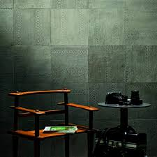 Unique Wall Coverings Amazing Unique Wall Covering In Green Leather Material For Classic