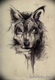 тату волка эскизы мужские 09032019 026 Tattoo Sketches