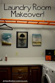 ... laundry room makeover