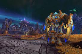 Lights Heart Wow Legion World Of Warcrafts Story Is Heading Down A Weird Wild Path
