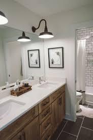 Rustic Bathroom Best 25 Rustic Bathroom Lighting Ideas On Pinterest Rustic