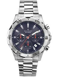 21 most popular accurist watches under £100 for men the watch blog accurist gents purple dial analogue chronograph watch silver stainless steel bracelet 7024