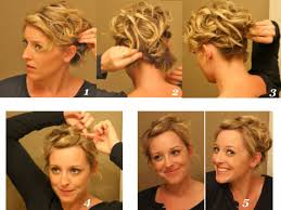 Hairstyle Yourself yourself updos for medium hairlong hairstyle easy short hair 4897 by stevesalt.us