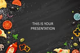 Free Food Powerpoint Templates Free Profesional Powerpoint Templates Keynote And Google Themes