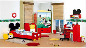 Sleeping Beauty Mickey Mouse Toddler Bed Set