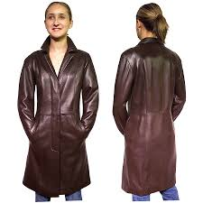 women s leather coats are classic additions to your outerwear collection kohl s for all your