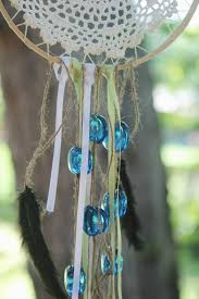 How To Make Dream Catcher Wind Chimes