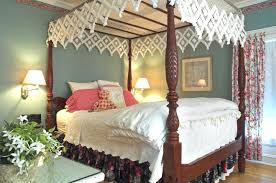 Bamboo Canopy Bed Frame - Easy Home Decorating Ideas