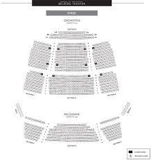 Printable Van Wezel Seating Chart Www Bedowntowndaytona Com