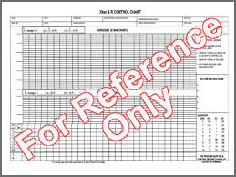 Blank Table Template Impressive Xbar And R Chart Excel Heartimpulsarco