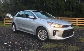 2018 kia rio ex. interesting kia the fourthgeneration 2018 kia rio showcases a more aggressive stance that  is matched with surprisingly good handling intended kia rio ex