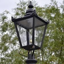 garden lamp post. The Classic Victorian Garden Lamp Post - 2.66 Metres