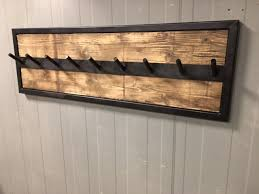 Wall Coat Rack Itsthat Industrial Wall Coat Rack 26
