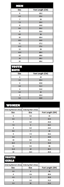 Under Armour Youth Football Gloves Sizing