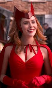 Wandavision episode 6 sees wanda maximoff don the costume of the scarlet witch interestingly, wanda suggests in the mcu this is the traditional garb of a sokovian fortune teller. Yet Oenzwtyucm