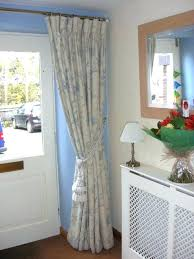 window treatments for doors garage covering ideas front door glass coverings large size of curtains blinds