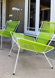 modern outdoor rocking chair