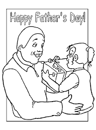 Small Picture Fathers day coloring pages for Son and Daughter NiceImagesorg