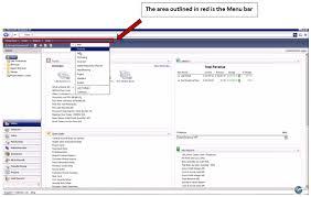 Microsoft Menu Customize Your Menu Bar In Microsoft Dynamics Gp 2013