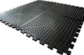 Interlocking Rubber Floor Tiles Kitchen Garage Floor Rubber Matting Akiozcom