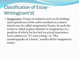 essay writing overview of essay writing