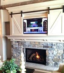 mounting a tv over a fireplace into brick mounting over fireplace mounting into brick fireplace wall