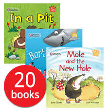 Big Cat Phonics Collection 20 Books