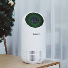 <b>Alfawise P2 HEPA Smart</b> Air Purifier Air Quality Monitor 3 Wind ...
