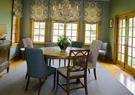 Window Treatments Ideas For Dining Rooms Gallery Images