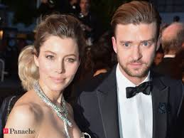 Justin timberlake thanks wife jessica biel during memphis hall of fame induction. Justin Timberlake Gushes About Beautiful Wife Jessica Biel The Economic Times