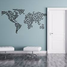 wall decal for office. Wonderful Office Free Shipping Map Of The World Vinyl Wall Decal Home Decor Removeable Vinly Wall  Decals Office Intended Decal For S