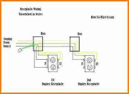 wiring outlets in parallel diagram the wiring diagram wire outlets in series or parallel nilza wiring diagram