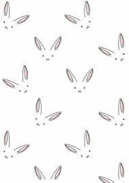 可愛いウサギ兎うさぎのスマホ壁紙待ち受け画像rabbitbunny