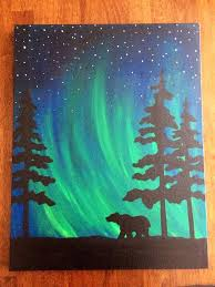 captivating acrylic canvas painting simple acrylic canvas painting