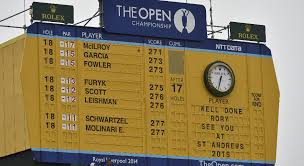 Live golf scores, results from saturday's round 3. What Is The British Open Championship Cut Rule And How Is The Cut Line Determined