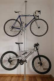 ikea diy double decker bike rack