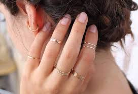 Catbird Ring Size Chart Where To Buy Stackable Rings In Nyc Dainty Jewelry