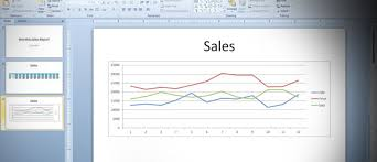 Embed Chart In Powerpoint Dynamically Link Charts Tables In Excel 2010 With Powerpoint