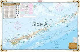 Florida Keys Chart Kit Inshore Fishing Nautical Charts
