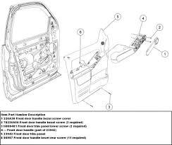 Captivating ford focus parts diagram ideas best image engine 40 ford focus door parts diagram dzmm