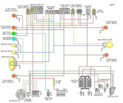 some wiring diagrams yamaha xs650 forum Points Wiring Diagram 70xs1_71xs1b points ignition wiring diagram