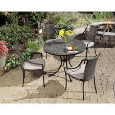 phenomenal small outdoor dining set